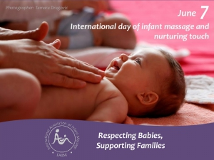 Poster-English - International Day of Infant Massage and Nurturing Touch